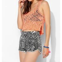 Nwt Urban Outfitters Bdg Dree High-Rise Dolphin Cheeky Short Size 29 54 Photo