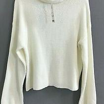 Nwt Urban Outfitters Women Size M Blouson Sleeve Soft Pullover Sweater 16 Photo