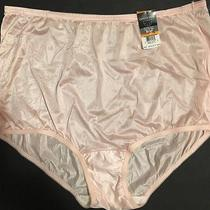 Nwt  Vanity Fair Blushing Pink  Brief Size 7 Photo