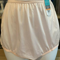 Nwt Vanity Fair Pretty Blushing Pink  Brief Panty Size 7 Photo