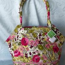 Nwt Vera Bradley Angle Tote/shoulder Bag Choice of Pattern Before They Are Gone Photo