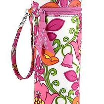Nwt Vera Bradley Baby Bottle Caddy in Lilli Bell Water Wipeable Bag 12763 142 Co Photo