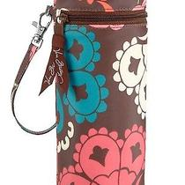Nwt Vera Bradley Baby Bottle Caddy in Lola Water Wipeable Bag 12763 145 Co Photo