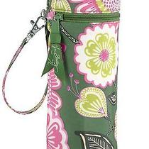 Nwt Vera Bradley Baby Bottle Caddy Olivia Pink Water Wipeable Bag 12763 146 Co Photo