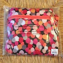 Nwt Vera Bradley Backpack in a Pouch Pixie Confetti Travel Theme Park Bag  Photo