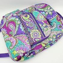 Nwt Vera Bradley Campus Backpack Bag in Heather Photo