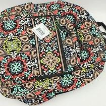 Nwt Vera Bradley Campus Backpack Bag in Sierra Photo
