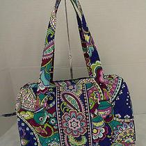 Nwt Vera Bradley - Caroline - Heather Pattern  Handbag Purse Free Shipping Photo