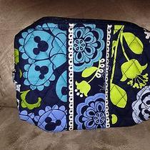 Nwt Vera Bradley Disney Medium Cosmetic Bag in Where's Mickey Photo