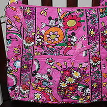 Nwt Vera Bradley Disney Mousing Around Hipster Mickey Minnie Photo