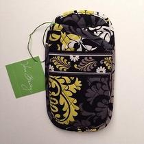 Nwt Vera Bradley Double Eye Eyeglass Case / Iphone Case in Baroque Photo