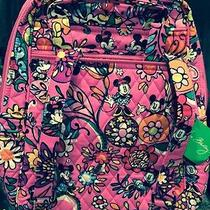 Nwt Vera Bradley for Disney Pink Just Mousing Around Backpack Photo