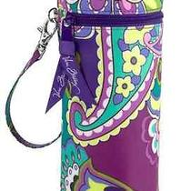 Nwt Vera Bradley Heather Baby Bottle Caddy Insulated Water Snack Case Bpa Free Photo