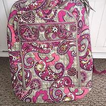 Nwt Vera Bradley Laptop Backpack  Photo