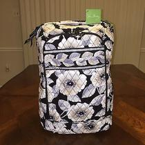 Nwt Vera Bradley Laptop Backpack in Camellia Photo