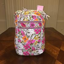 Nwt Vera Bradley Laptop Backpack in Tea Garden Photo