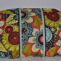 Nwt Vera Bradley Large Cosmetic Disney Collection Mickey's Perfect Petals Photo