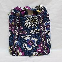 Nwt Vera Bradley Large Hipster African Violet Photo