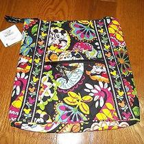 Nwt Vera Bradley Large Hipster Disney Midnight Mickey Disney Parks Collection Photo