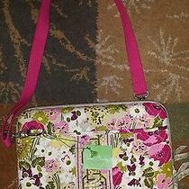 Nwt Vera Bradley Mini Laptop  Tablet Case Make Me Blush10962-043 Photo