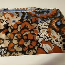 Nwt Vera Bradley Scarf Madison Garden Blush Rare and Retired Photo