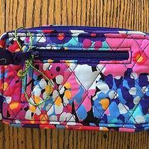 Nwt Vera Bradley Smartphone Wristlet 2.0 Impressionista Wallet Petite Paisley Photo