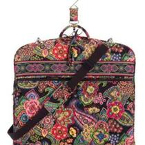 Nwt Vera Bradley Symphony in Hue Garment Bag Travel Tote Fast Shipping Photo