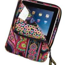 Nwt Vera Bradley Tablet Sleeve Case for Ipad/kindle Fire/nook Symphony in Hue Photo