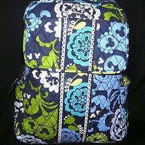 Nwt Vera Bradley Where's Mickey  Backpack Disney Parks  Photo