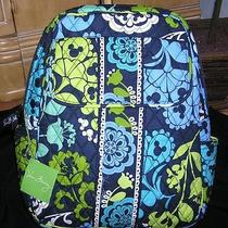 Nwt Vera Bradley Where's Mickey  Backpack Disney Parks H4 Photo