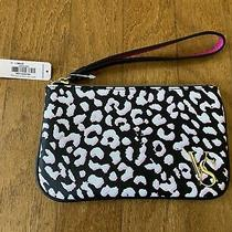 Nwt Victoria Secret Leopard Print Wristlet  Photo