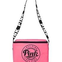 Nwt Victoria Secret Pink Cooler Lunch Bag  2015 Neon Pink Photo
