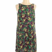 Nwt Vince Camuto Women Green Casual Dress 4 Photo