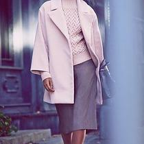 Nwt Vince Camuto Wool Blush Pink Coat Peacoat Topper Ps Xs & Anthropologie Balm Photo