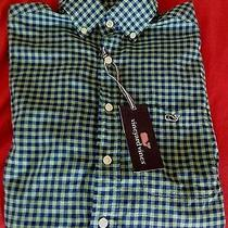 Nwt Vineyard Vines Slim Fit Tucker Shirt Xs Retail 98 Photo