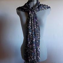 Nwt Wetseal Tribal Geometric Scarf Forever 21 Anthropologie Urban Outfitters Photo