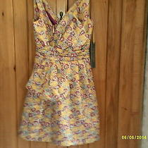 Nwt Woman's Zac Posen  Dress Size 1 Photo