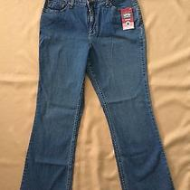 Nwt Women's 12 Levi's Denim Boot Cut Jeans Totally Slimming at Waist 29 Inseam Photo