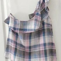 Nwt Womens Anthropologie Cloth & Stone One Shoulder Top Size M Photo
