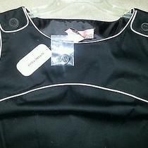 Nwt Women's Bandolino Dress Black-  Size 14  Super Nice  Photo