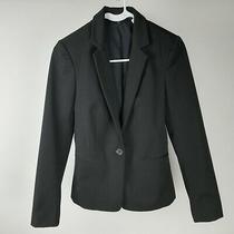 Nwt Womens Black Express Blazer Suit Jacket Size 2 Brand New Photo