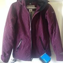 Nwt Women's Columbia Titanium Snow Jacket - Xs  Photo