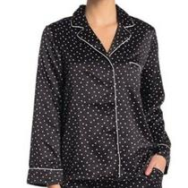 Nwt Women's  in Bloom by Jonquil Long Sleeve Pajama Top L Photo