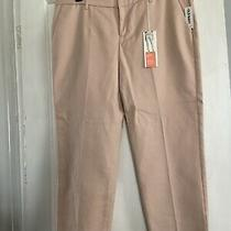 Nwt Women's Old Navy Harper Mid-Rise Pink Blush Pants Size 14 Photo