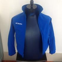 Nwt Womens Blue Columbia Media Softshell Spring Jacket 140 - Size Xs  Photo