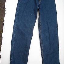 Nwt Womens Levi's 550 Relaxed Fit Tapered Leg Jeans Sz 12 S Misses Sits at Waist Photo