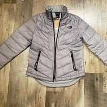 Nwt Womens North Face Gray Winter Jacket Coat Xs Photo