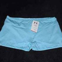 Nwt Womens Under Armour Heatgear Aqua Compression Workout/bike Shorts - Sz Xl  Photo