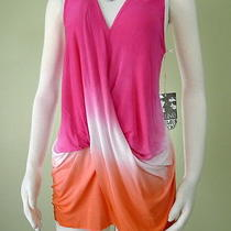 Nwt Yfb Young Fabulous & Broke Xs/s Super Soft Tie Dye Ombre Tunic Top Photo