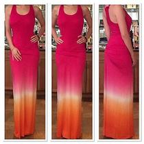 Nwt Young Fabulous and Broke Hamptons Ombre Maxi Dress - Size Xs Photo